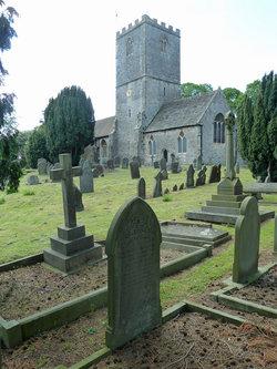 Caldicot, St Mary the Virgin Churchyard