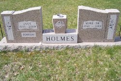 Mike Holmes, Sr