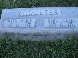 Helen Marie <I>George</I> Coulter