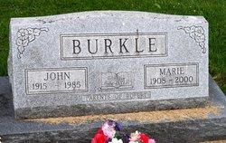 John F Burkle