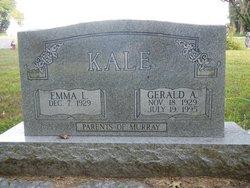 Gerald Alvin Kale