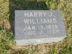Harry Joshua Williams