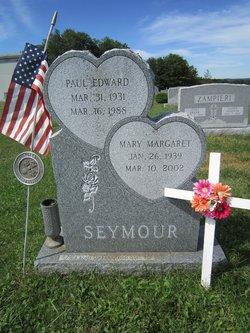 Mary Margaret <I>Dorsch</I> Seymour