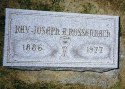 Rev Joseph A Rossenbach