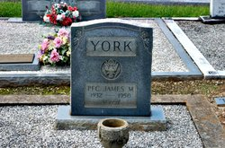 James Melvin York, Jr
