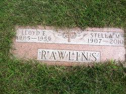Lloyd E Rawlins