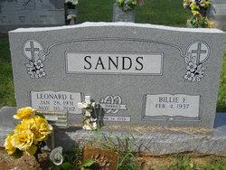 Leonard L. Sands