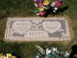 Bessie Atwell <I>Bower</I> Brown