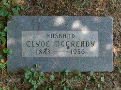 Clyde Harry McCready