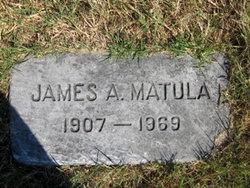 James Antholy Matula