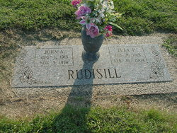 John Albert Rudisill