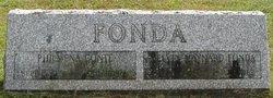 Philmena <I>Conte</I> Fonda
