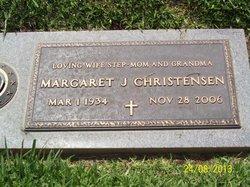 Margaret J Christensen