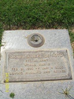 Daniel Albert DeSoto