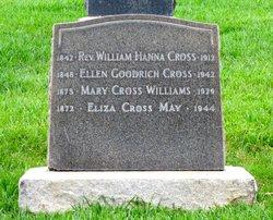 Rev William Hanna Cross