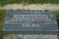 John William Jack Boothe