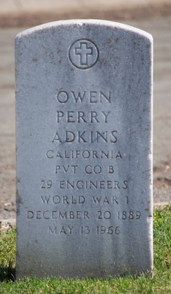 Owen Perry Adkins