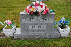 Agnes <I>Godsey</I> Harper