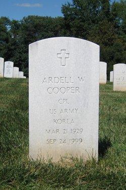 Ardell Ward Cooper