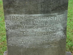 Irene Thompson