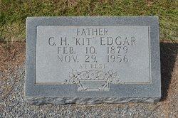 """Christopher Henry """"Kit"""" Edgar"""