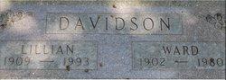 Frederick Ward Davidson