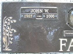 John Wythe Fain