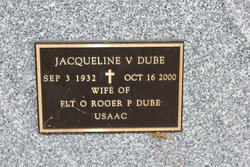 Jacqueline V Dube