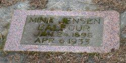 Mina <I>Jensen</I> Balfour