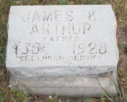 James K Arthur