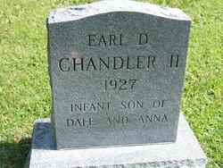 Earl Dale Chandler, II