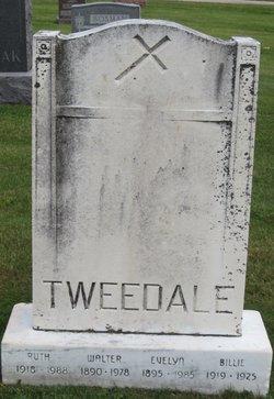 Evelyn <I>Writt</I> Tweedale