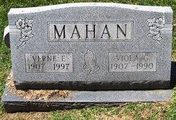 Verne Emmick Mahan