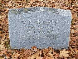 "William Richmond ""Richard"" Womack"