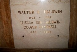 Luella Sue <I>Baldwin</I> Campbell