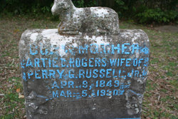 Artie B <I>Rogers</I> Russell