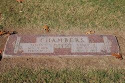"Margaret Nancy ""Nan"" <I>Melton</I> Chambers"