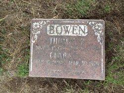 Thomas Ross Bowen