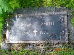 """Mary Luella """"Luella"""" <I>Gilpatrick</I> Smith"""