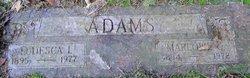 Lodesca Ivy <I>Entwisle</I> Adams