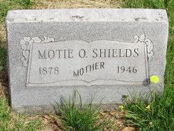 Motie Ordel <I>Gray</I> Shields