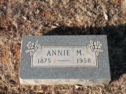 Annie M. Bethel