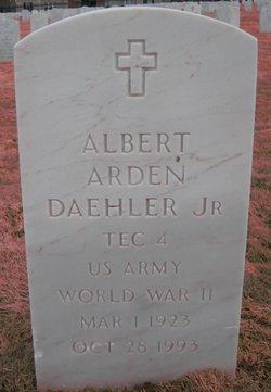 Albert Arden Daehler, Jr