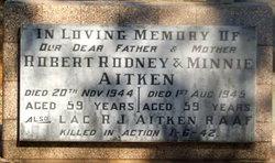 Ld Aircrftmn Robert James Aitken