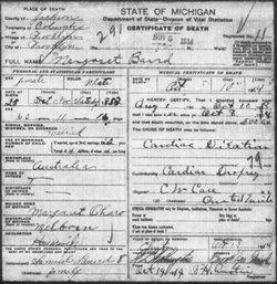 Margaret <I>O'Hara</I> Baird