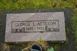 George LeGallais Acteson