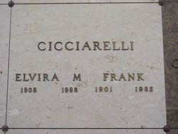 Elvira Arrisminia <I>Matarelli</I> Cicciarelli