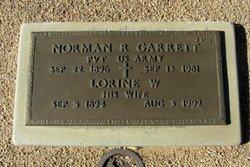 Lorine W Garrett