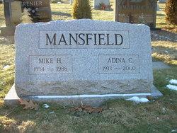 Adina C <I>Foreman</I> Mansfield