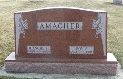 Blanche C. <I>Curtiss</I> Amacher